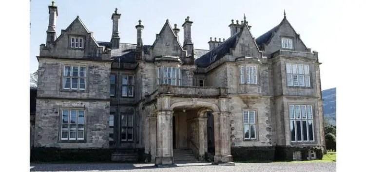 Ireland Muckross House & National Park Killarney Park