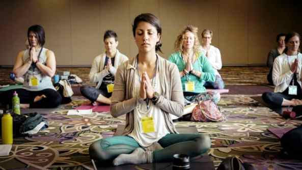 Yoga school and retreat Tourism In India