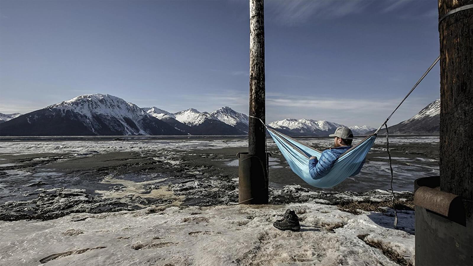Every digital nomad needs the world's best hammock