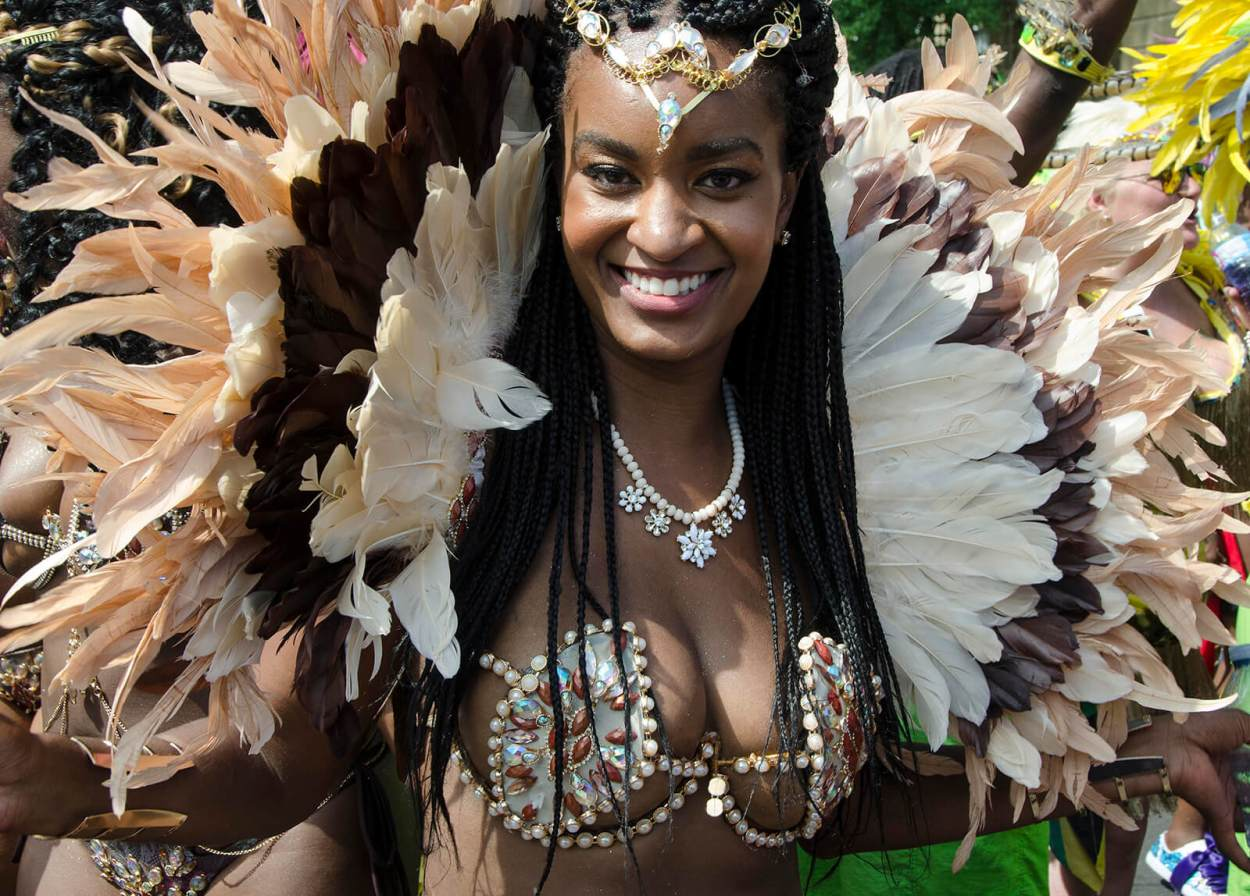 Toronto Caribbean Carnival is one of the top 5 summer festivals in Canada