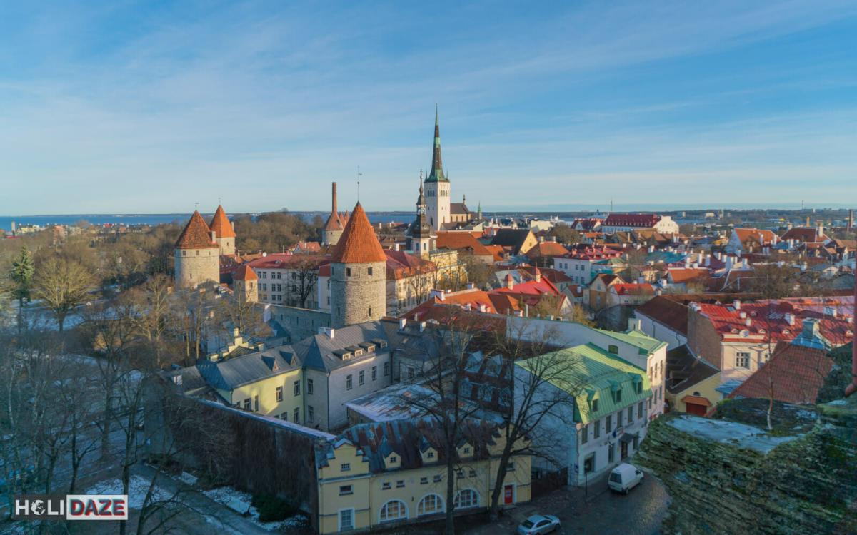 Tallinn Old Town is a UNESCO World Heritage Site and is protected by law, something you probably don't know about Estonia