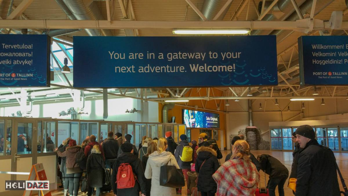 Welcome to Estonia, the gateway to your next adventure
