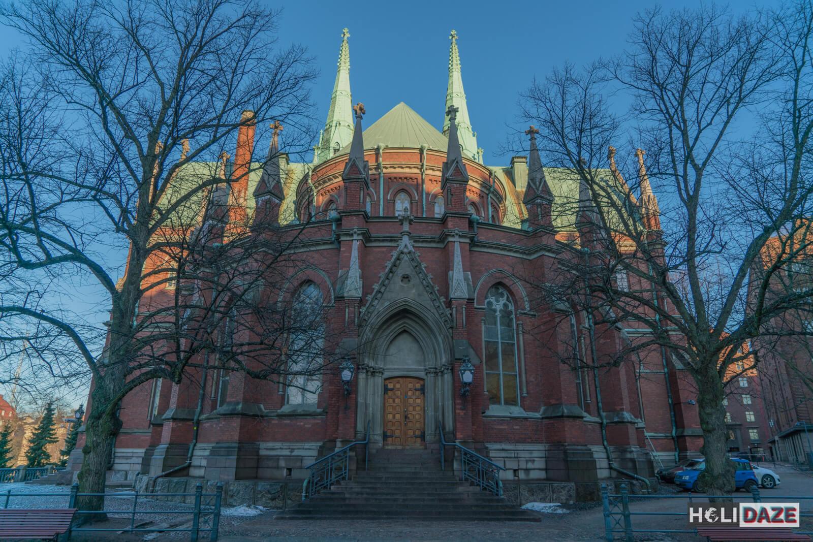 St. John's Church in Helsinki, Finland