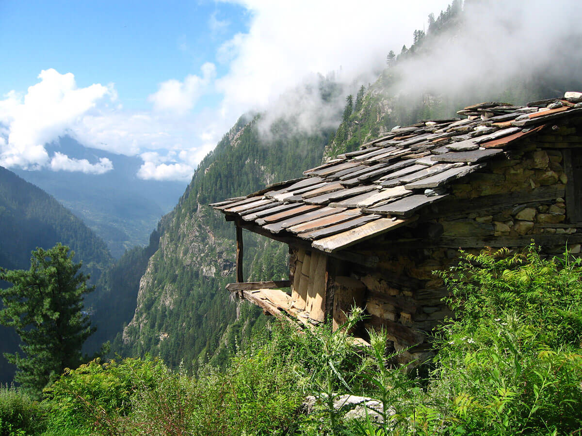 Malana, deep in the heart of India's cannabis country and home of the potent hash known as Malana Cream, is one of the most legendary unique and off the beaten path destinations in India