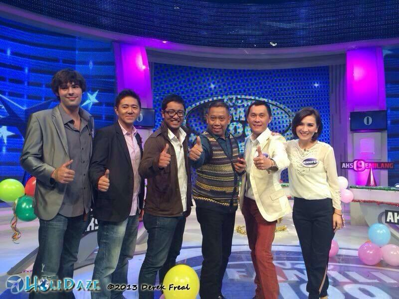 New Famili 100 di Indonesia