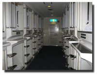 Capsule hotels are a cool and quirky type of Japanese lodging -- unfortunately privacy is one amenity not included