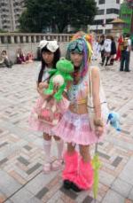 Harajuku Girls are the epitome of Harajuku fashion