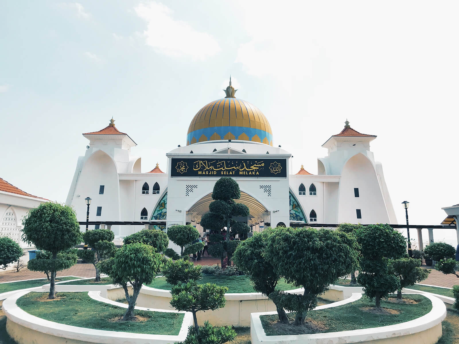 Postcards from Malacca 'The Historic State' Malaysia
