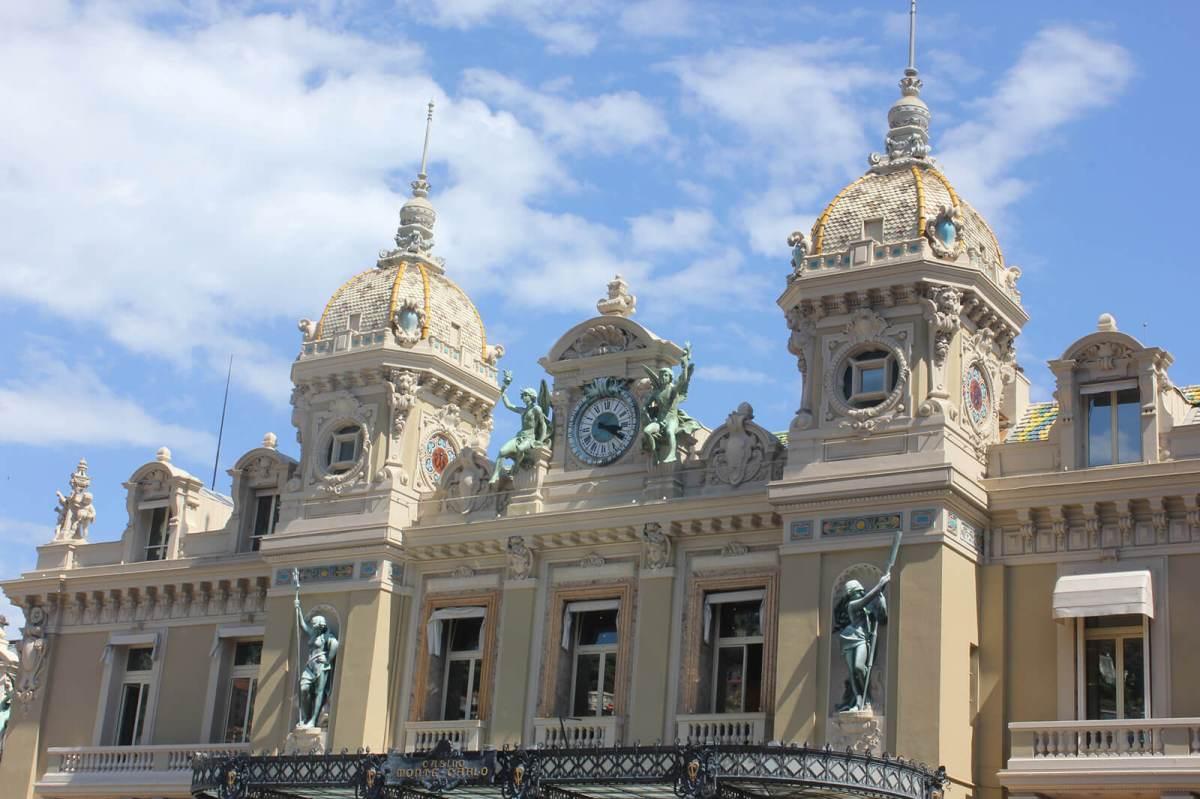 Monte Carlo Casino and Opera House