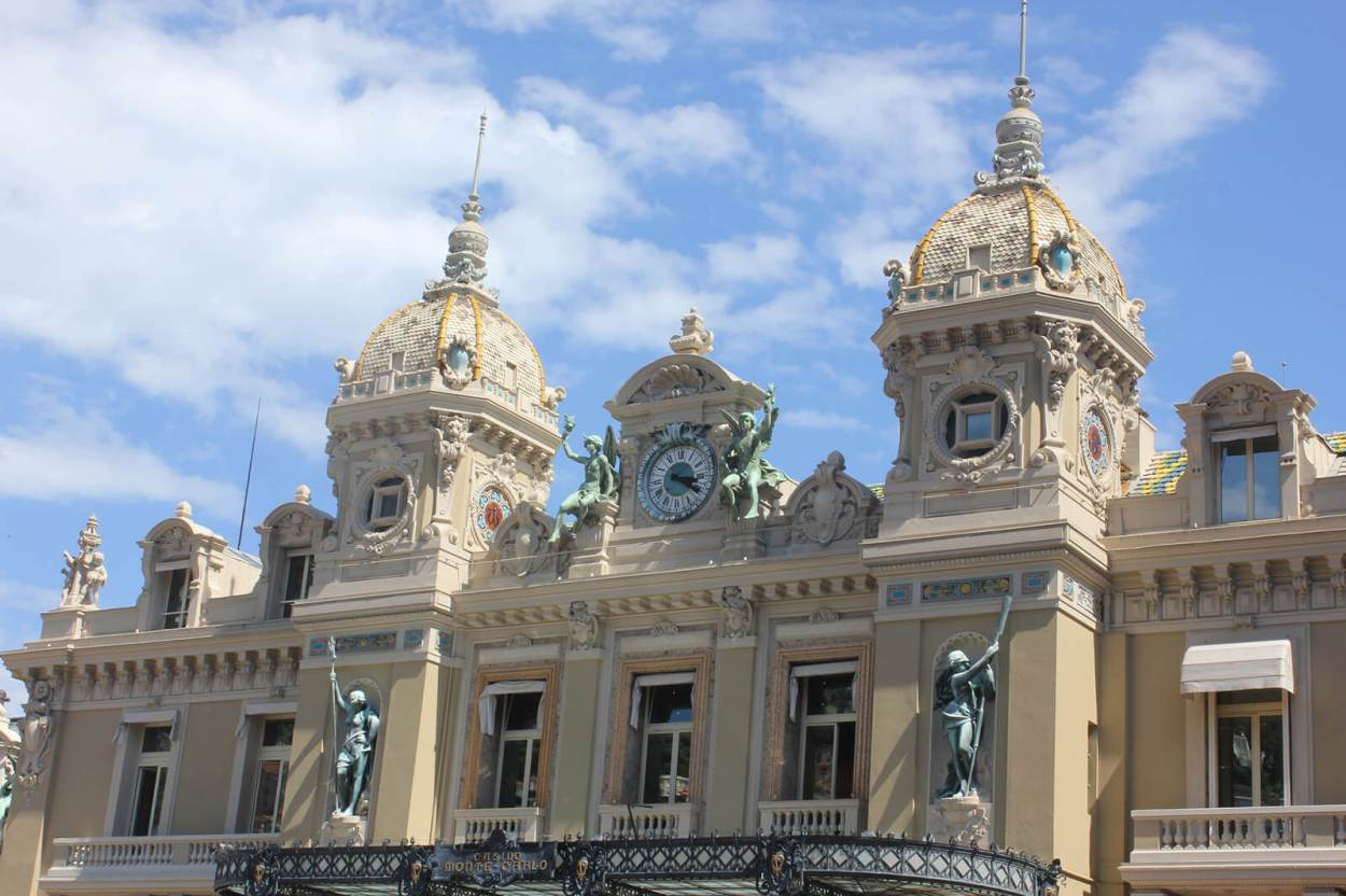 Monte Carlo Casino and Opera House