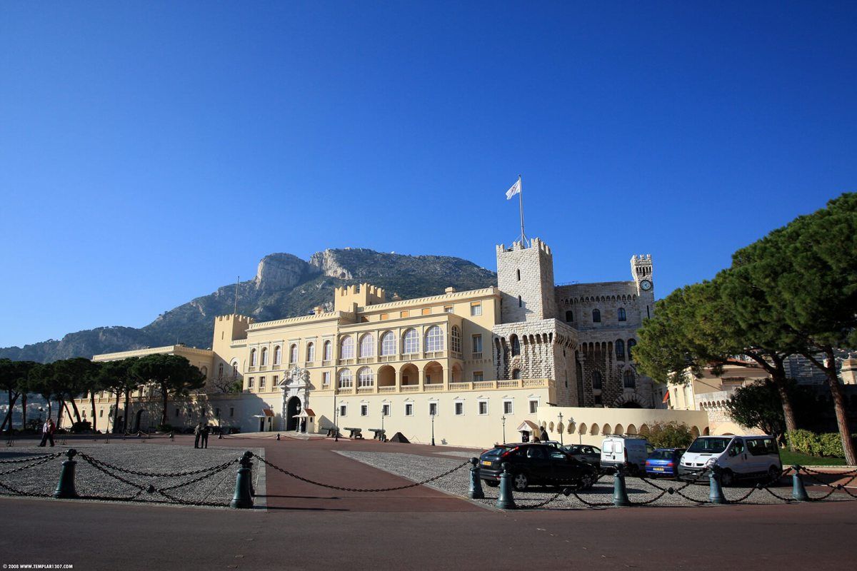 Palais du Prince, Monaco, a must visit destination your first time in Monaco