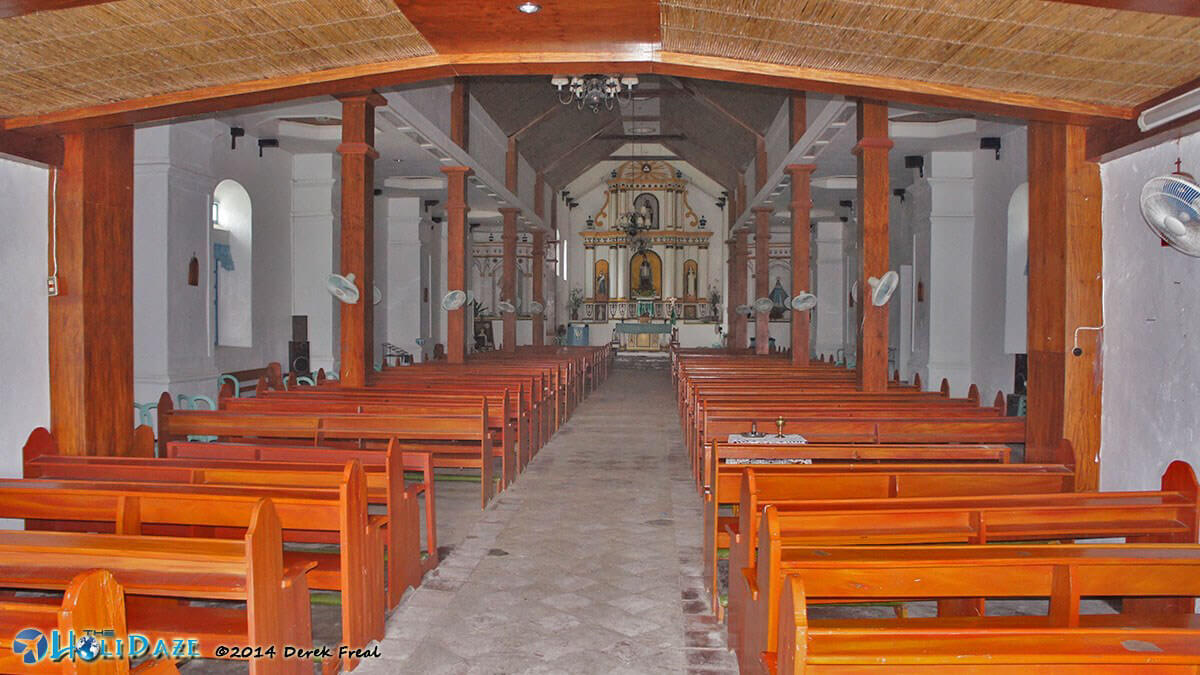 San Carlos Borromeo Church, Batanes
