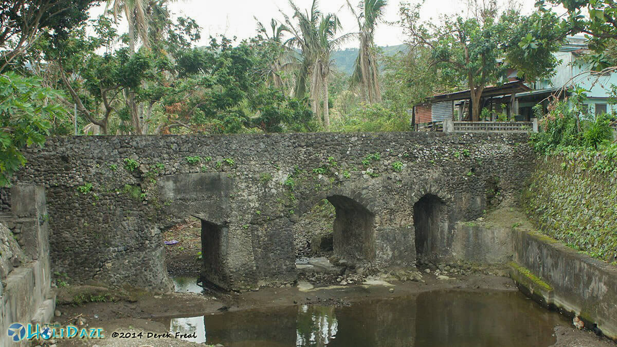 The Old Spanish Bridge, Batanes