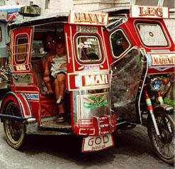 A Filipino Trike
