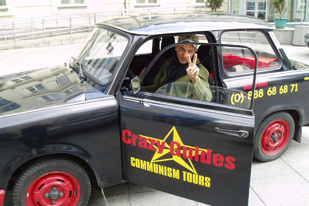 Crazy Guides communism tours are one of the must-do Krakow excursions