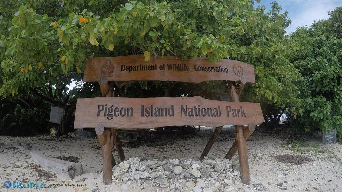 Pigeon Island National Park, Sri Lanka