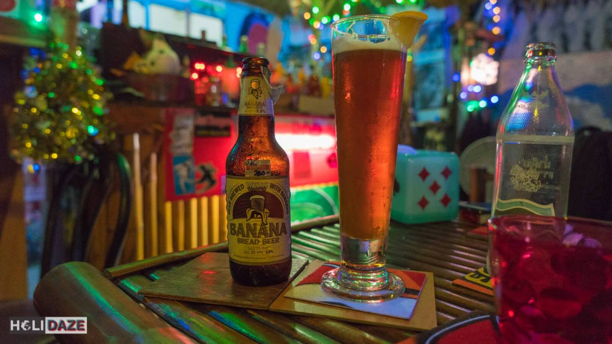 Best beer selection in all of Thailand can be found at Enjoy BKK Bistro and Bar in Bangrak, Bangkok