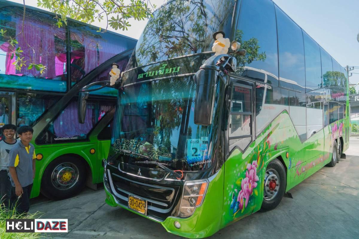 Thai bus porn
