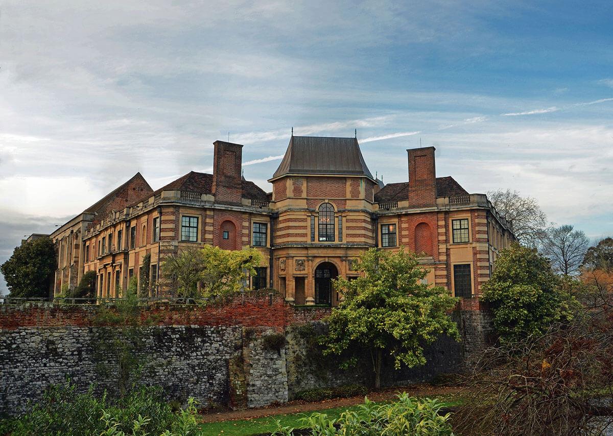 Eltham Palace in London, England