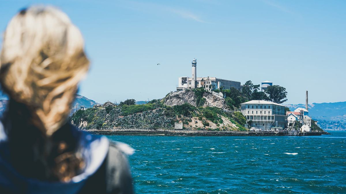 Ferry to The Rock for the Alcatraz Night Tour, one of the must-do things in San Francisco, California