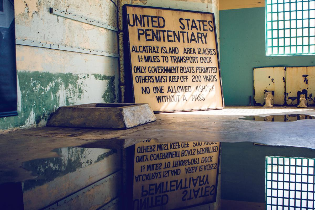 Exploring The Rock on an Alcatraz Night Tour, one of the must-do things in San Francisco, California