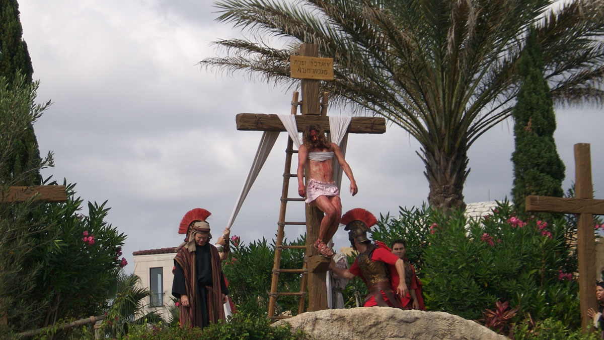 The Holy Land Experience Theme Park is the most offbeat Orlando destination EVER!