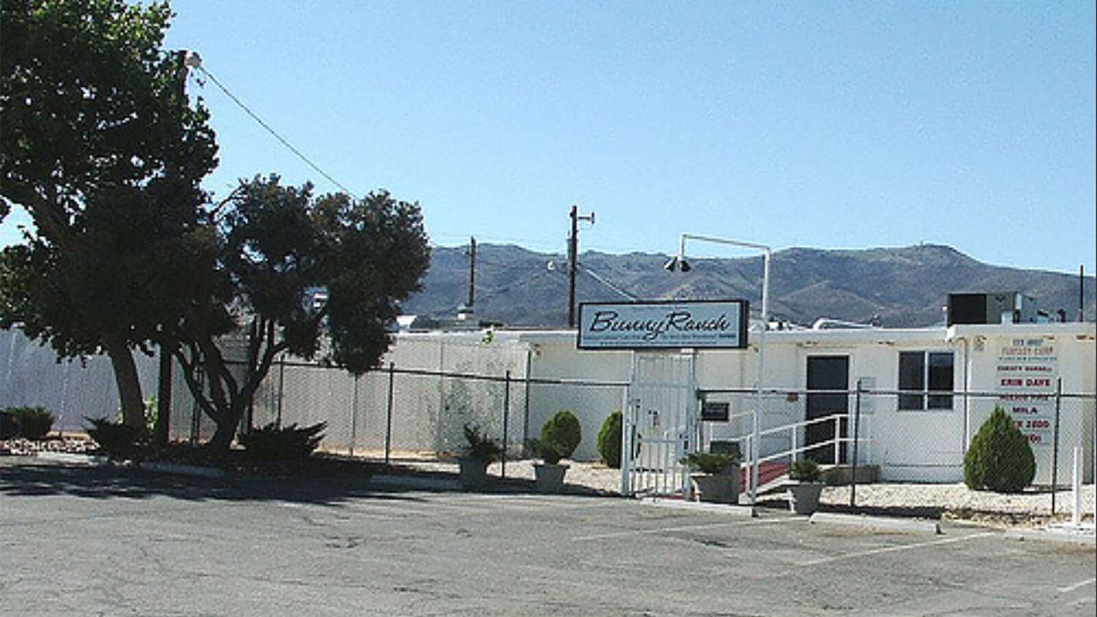 The world famous original Bunny Ranch is one of the Offbeat Reno activities that you probably didn't even realize was in town