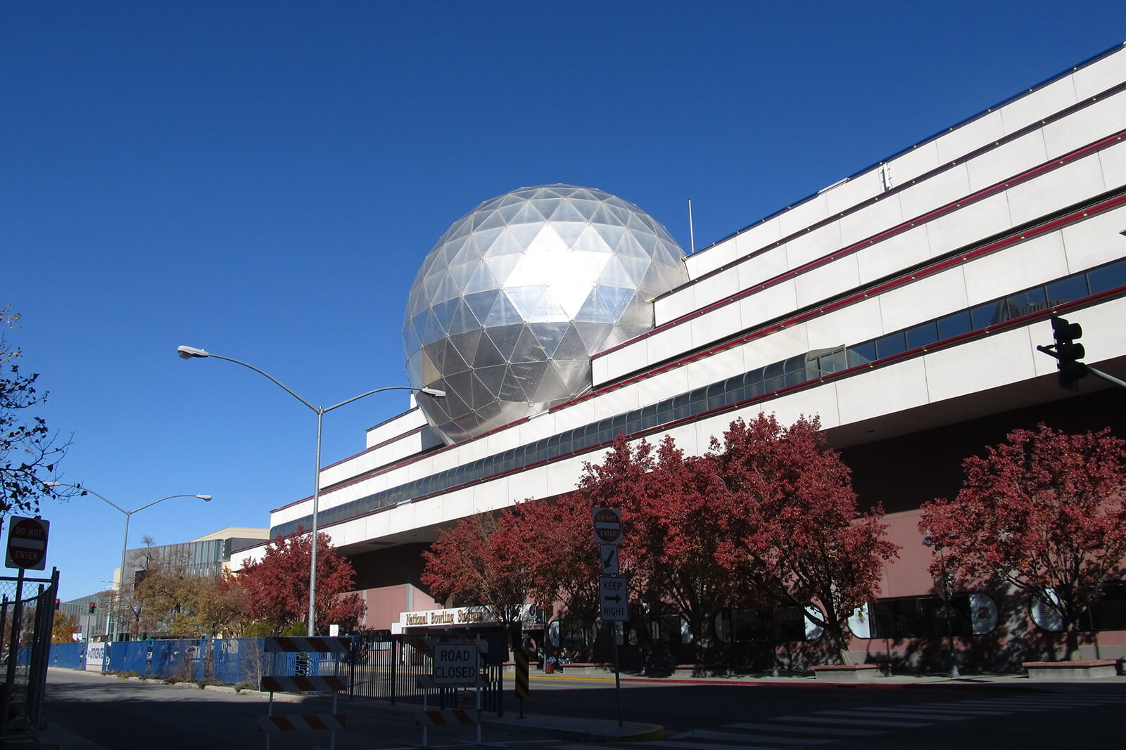 Get out of the casino and explore some offbeat Reno activities, like the National Bowling Stadium and Hall of Fame