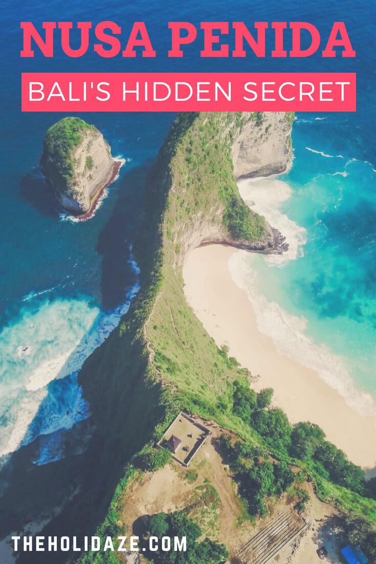 Nusa Penida: Your HoliDaze Travel Guide To #Bali's Hidden Paradise.....sssshhh! #travel #indonesia #offthebeatenpath #traveltips