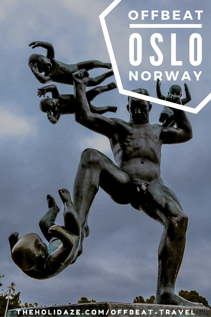 All the quirky, unique and offbeat things to do in Oslo, Norway #travel #norway #offbeat #traveltips #unique #travelguide #oslo #holidaze #traveldifferent