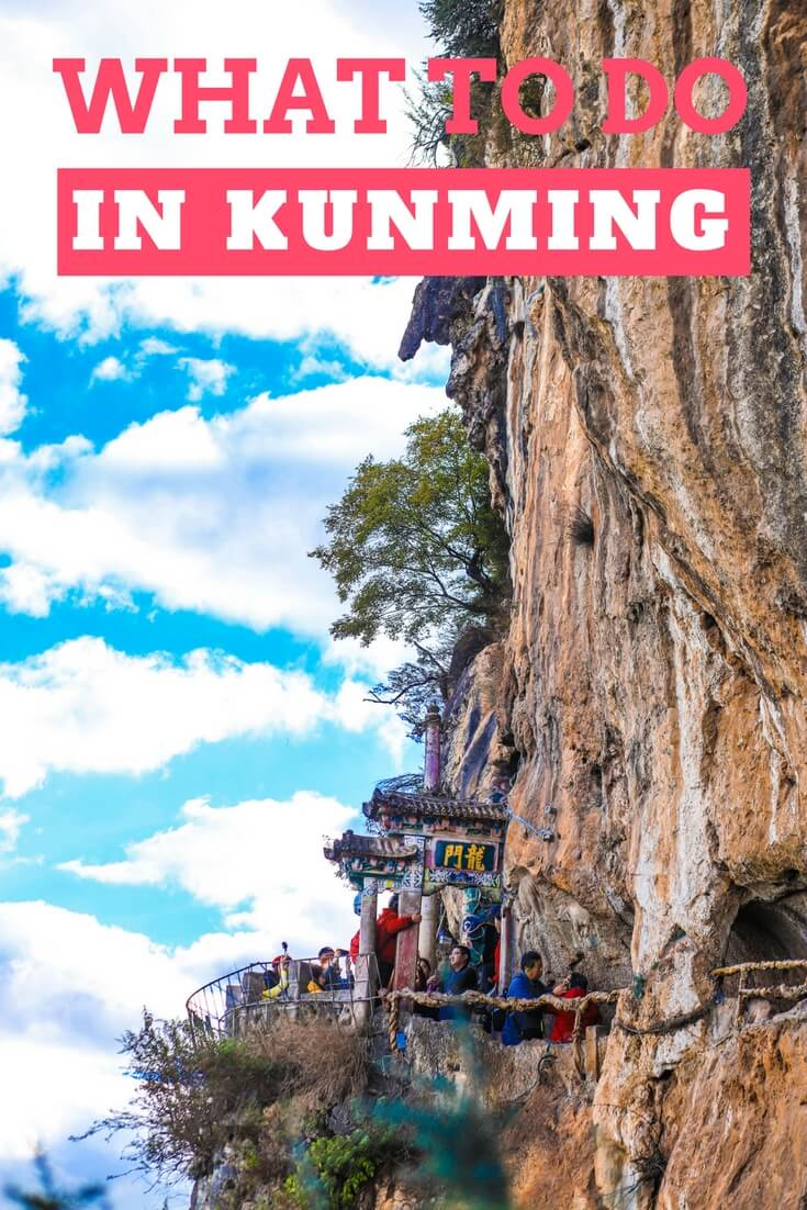 What to do in and around Kunming, China
