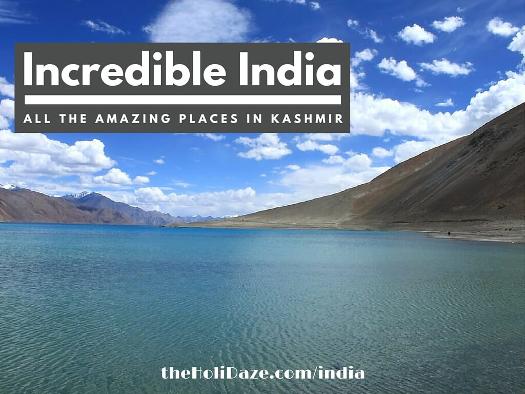 Kashmir is one of the most beautiful places in India
