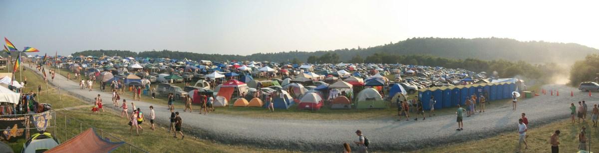 All Good 2010 Panoramic