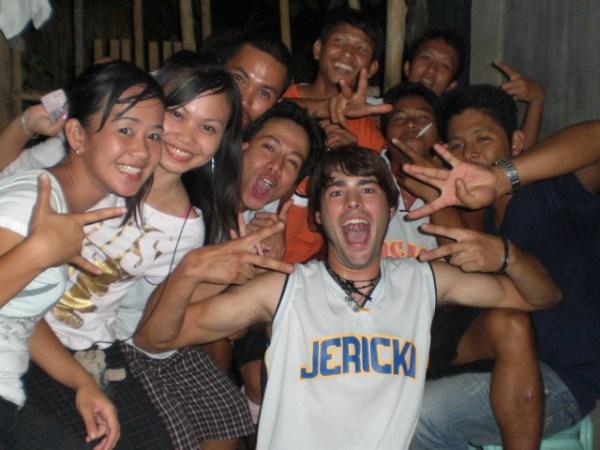 Drunken Filipino Party