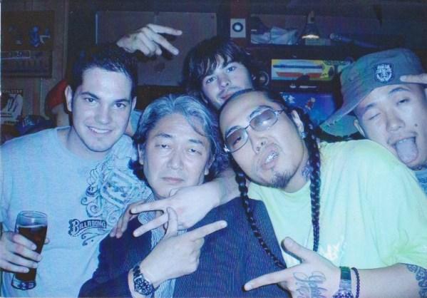 VIP Partying In Tokyo, Japan