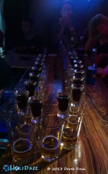 Jägerbombs All Around!