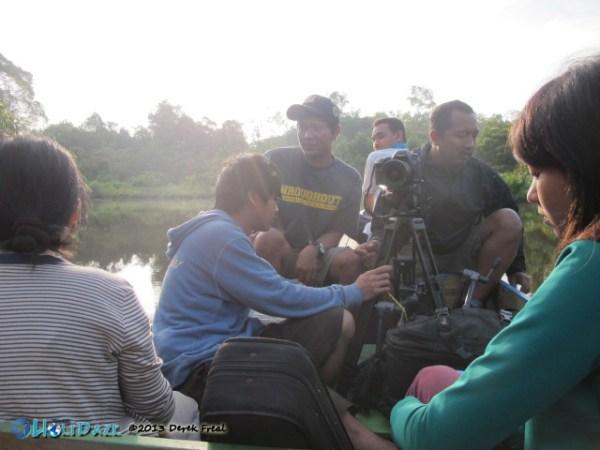 Film Crew Preparation
