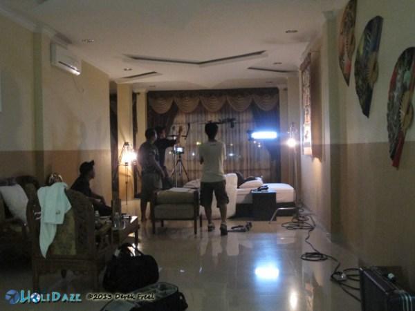 Pedas Bedroom Scene
