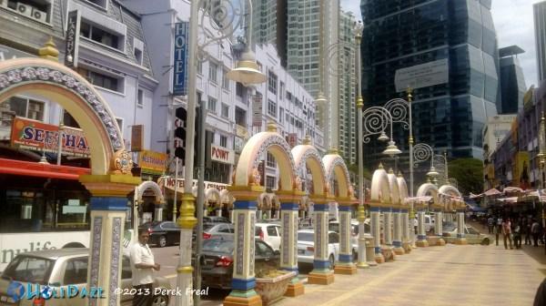 Little India, Kuala Lumpur, Malaysia