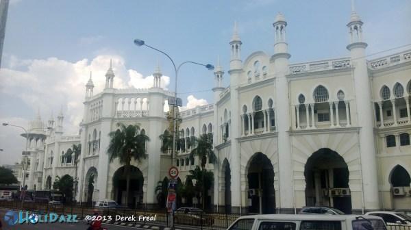 Old Train Station, Kuala Lumpur, Malaysia