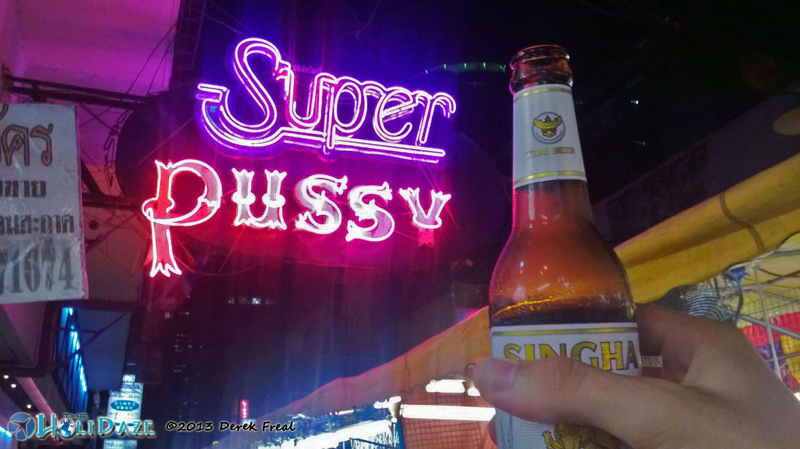 Bangkok Nightlife @ Patpong