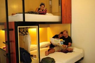 Back Home Hostel, Kuala Lumpur, Malaysia