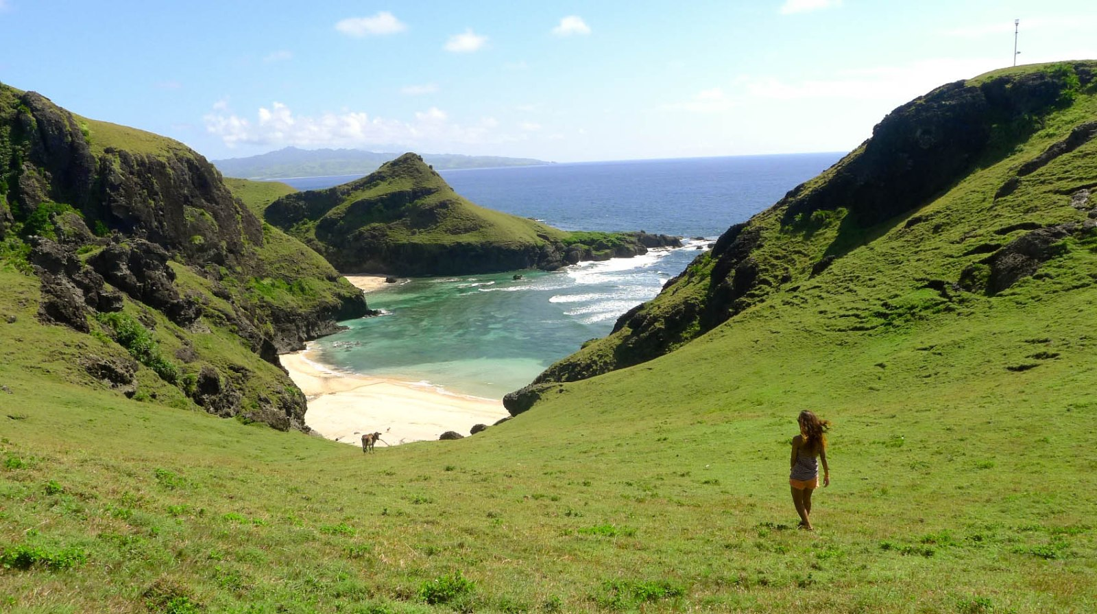 Chamantad Viewing Area, Sabtang, Batanes