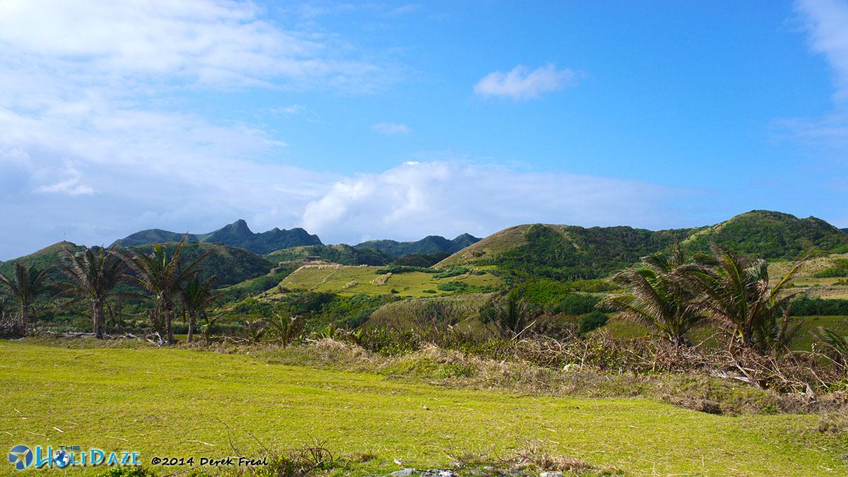 "The ""Sleeping Beauty"" Of Sabtang Island, Batanes"