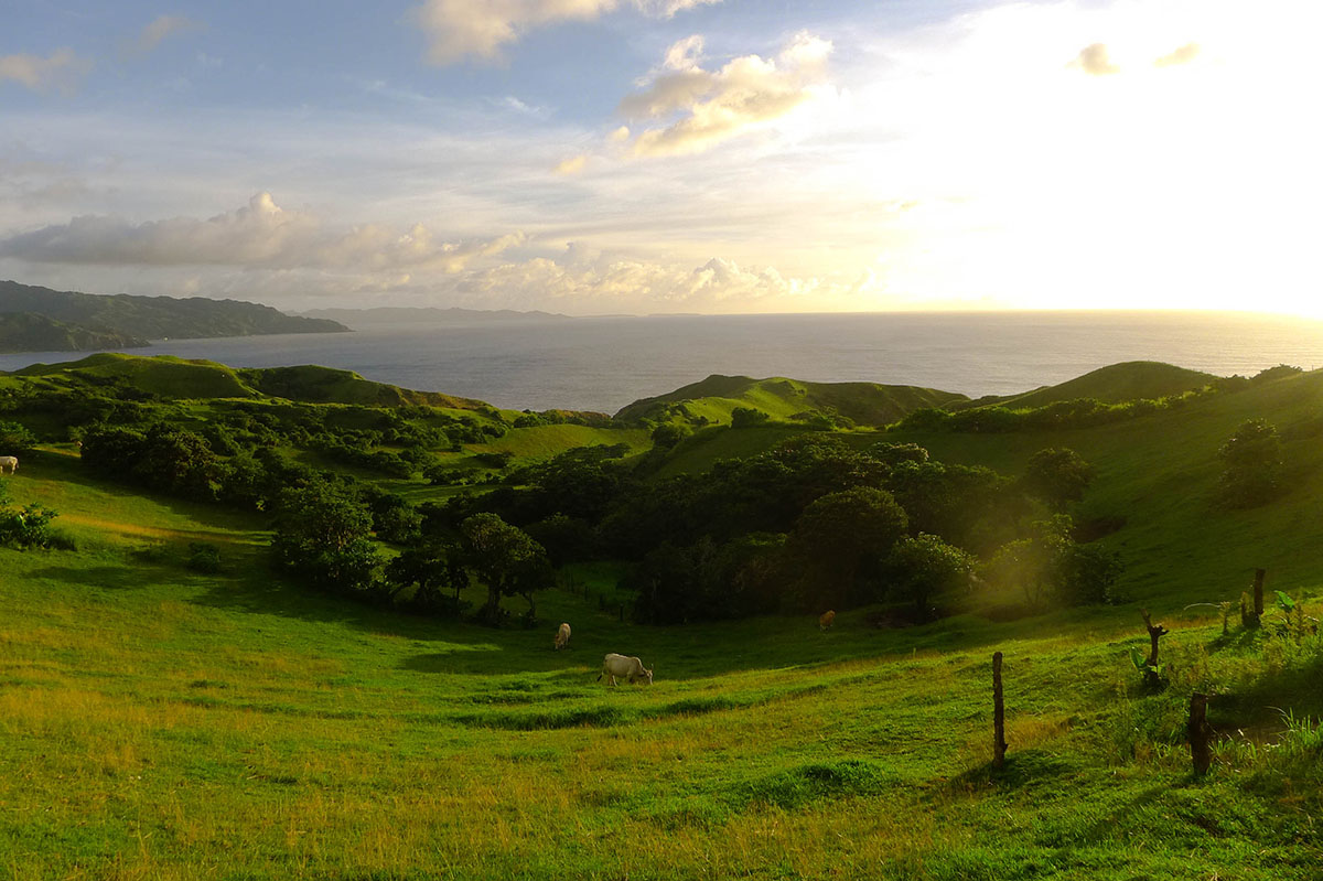 Vayang Rolling Hills, Batan Island, Batanes