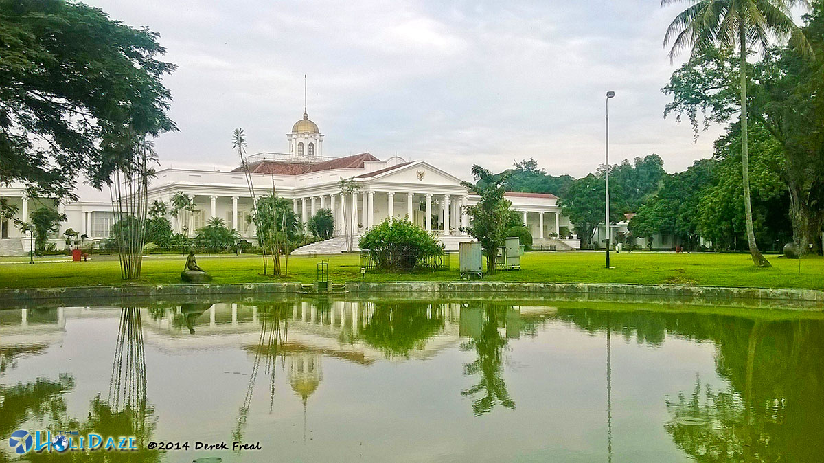 Istana Bogor, Presidential Palace