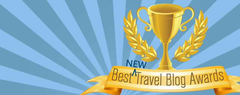 Best NEW Travel Blog Awards