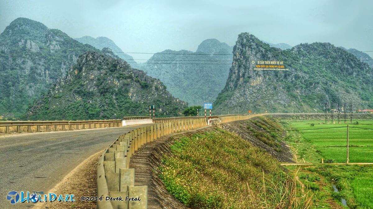 Phong Nha-Kẻ Bàng National Park in central Vietnam