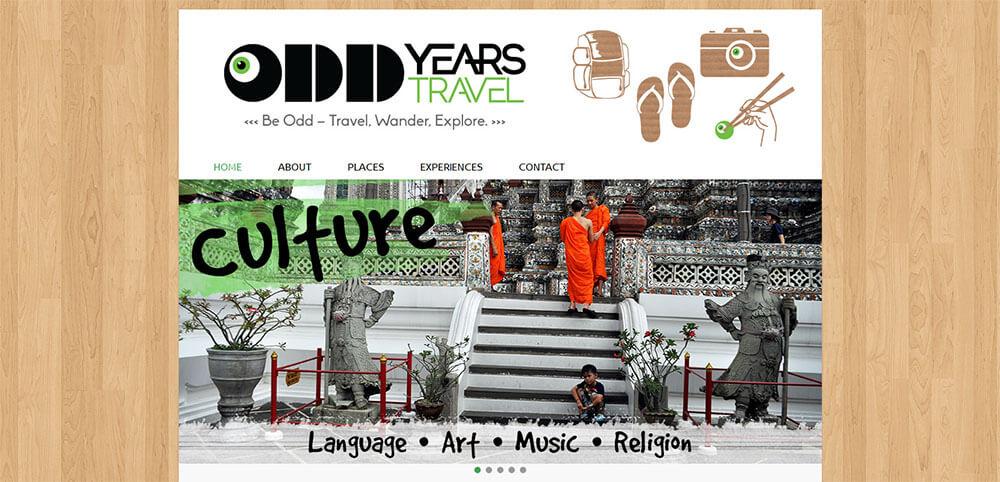 Odd Years Travel
