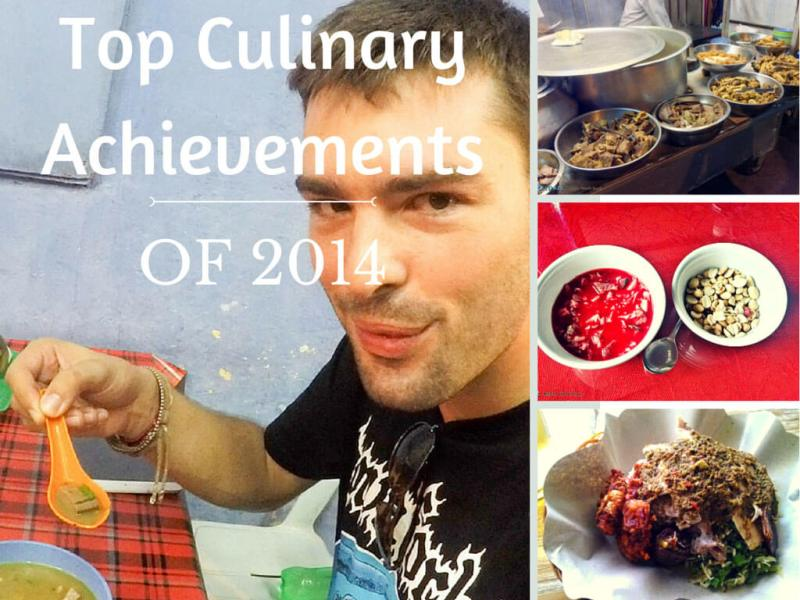 Top Culinary Achievements Of 2014 + Photos & Videos